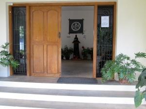 Bodhi Zendo Entrance