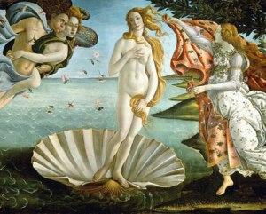 Aphrodite-botticelli